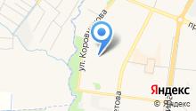Аврора, ТСЖ на карте