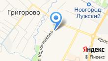 3-1 Коровникова, ТСЖ на карте