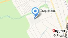 ТехноКров на карте