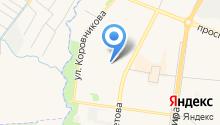 Банкомат, Северо-Западный банк Сбербанка России на карте