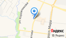 Банкомат, Новобанк, ПАО на карте