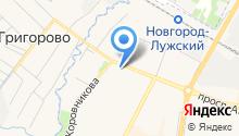Kalipso на карте