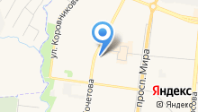 Brabion на карте