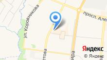 Праймтур ВН на карте