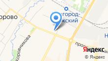 Автомойка на проспекте Александра Корсунова на карте