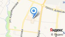 MariMax на карте