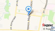 Lagunacity.ru на карте