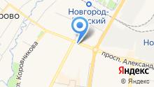 I-Center на карте