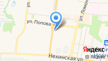 АвтоБрелок на карте