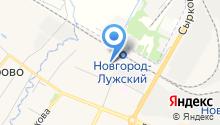 Авто-Фан на карте