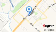 Банкомат, Русфинанс Банк на карте
