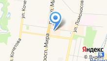 Алкон-Лада на карте