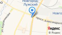Адепт-Медфарм на карте