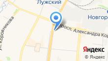 Панацея-1 на карте