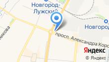 BEAT на карте