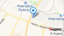 AUTOBOX на карте