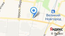 БетонСервис на карте