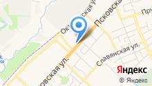 miFarm на карте