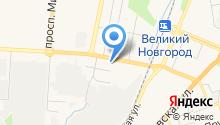 Автотехника РОЛС на карте