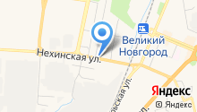 Большая Ложка на карте