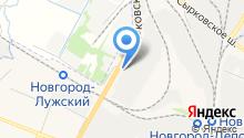Адепт на карте