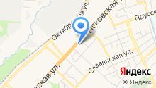 АКБ Пробизнесбанк на карте
