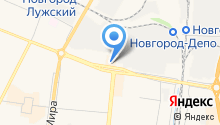 Menschen на карте