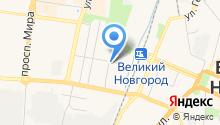 Magnetic Nail Factory на карте