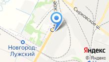 Avtoplaza на карте