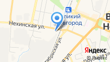 АЗС ПТК на карте