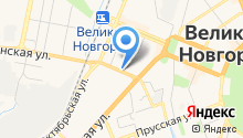 Hotel Center на карте