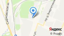 Автотранспортное предприятие №3 на карте