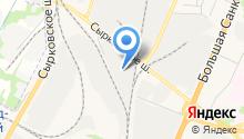 RENGAS-ЦЕНТР на карте