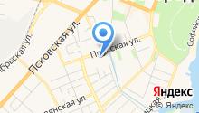 Аквариумный клуб Великого Новгорода на карте