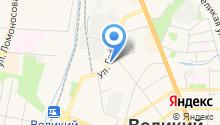 BaltGaz на карте