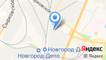 Kabinetof.ru на карте