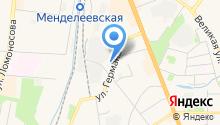 Адвокатский кабинет Прокопова А.А. на карте