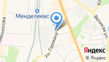 АТН на карте
