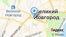 БЭСТФОН на карте