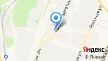Inier на карте