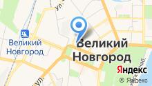 Nice на карте