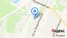 Авторемонтный завод, ЗАО на карте