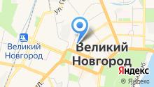 53 Новгородские новости на карте