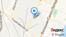 EuroAuto на карте