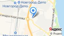 Бухгалтер-Консультант на карте