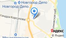 Бизнес план - Заказать бизнес план в Новгородской области на карте