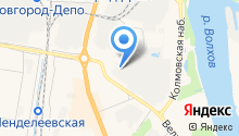 VN CrossFit на карте