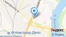 Алкон-Опт ПЛЮС на карте