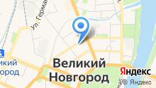 Адвокатский кабинет Кулагиной М.В. на карте