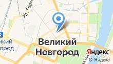 Архивное управление комитета культуры Новгородской области на карте
